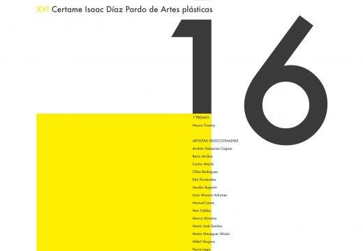 A exposición do XVI Certame Isaac Díaz Pardo de Artes Plásticas amósase en Fene até o 28 de agosto