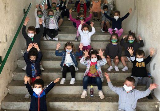 Máis de corenta nenos e nenas participan nos Campamentos de Verán do Concello de Frades