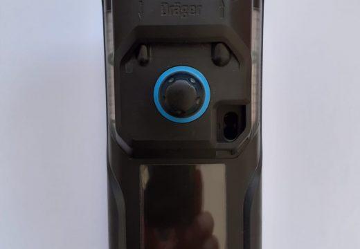 O Concello de Brión mellora o equipamento do GES coa adquisición dun novo explosímetro