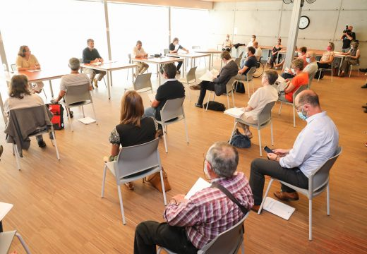 A Mesa pola Mobilidade deseña unha ordenanza para regular o uso do espazo público e darlle prioridade ás persoas