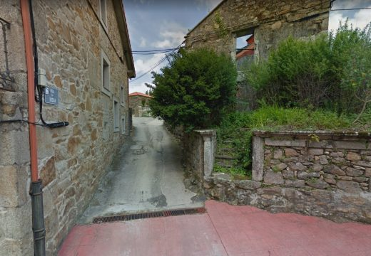Camariñas destina 41.000 euros para a reurbanización da rúa Insua