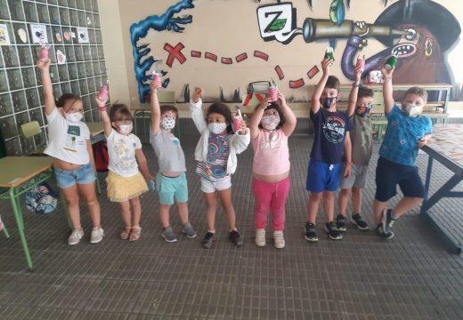 Zumba, xogos de auga e actividades de reciclaxe centran a derradeira semana da quenda de xullo do Lousame Concilia