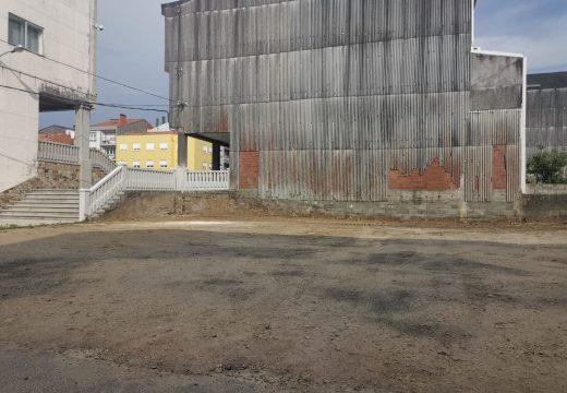 O Concello aumenta de xeito gradual as tarefas de limpeza de toda a contorna urbana e rural