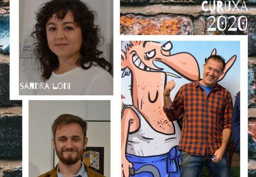 """O xurado do XXIV Concurso de humor gráfico """"Curuxa do Humor"""" reúnese este mércores"""