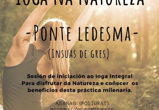 O Concello de Boqueixón organiza para o venres 14 de agosto unha xornada de 'Ioga na Natureza'