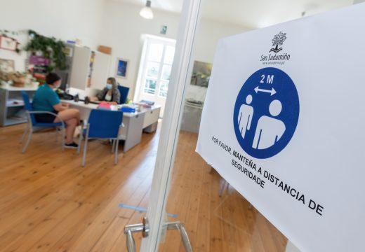 O Concello de San Sadurniño lembra a obriga de solicitar cita previa para facer calquera xestión presencial