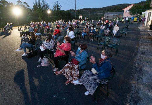 Á xunta da noite organizada pola Concellaría de Cultura de San Sadurniño
