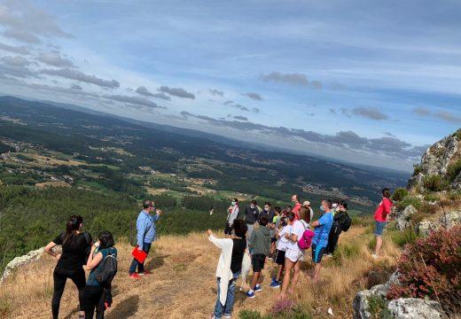 Prazas cheas para a segunda visita guiada xeolóxica ao Pico Sacro