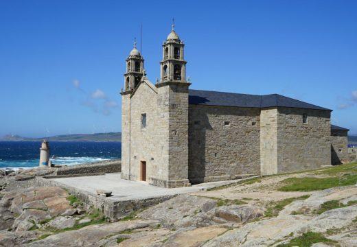O Santuario da Barca será imaxe do cupón da ONCE que sairá o martes 8 de setembro