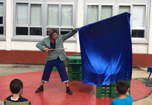 'Circo chosco: Riscando o ceo'