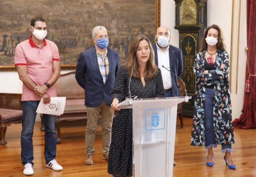 O concello intensifica o seu apoio á hostalería, ao pequeno comercio e á cultura cunha campaña de bonos por valor de 1,6 millóns de euros