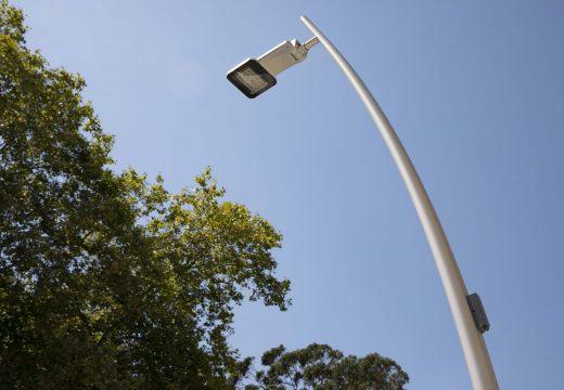 A rúa Palomar estreará un novo sistema de iluminación intelixente