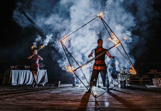 """Aberto o prazo de reserva de entradas para o espectáculo """"Circo de lume"""" de Asacocirco"""