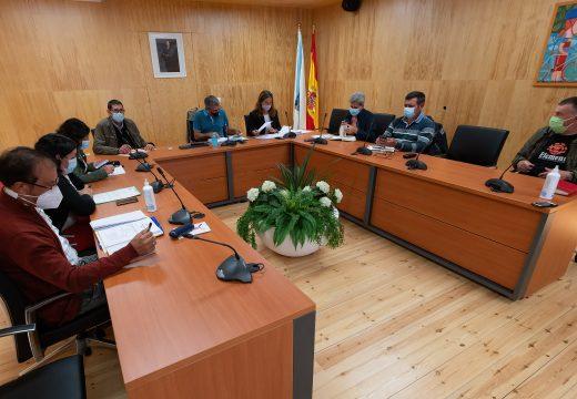 O pleno de San Sadurniño ratifica a RPT do Concello só cos votos favorables do grupo de goberno