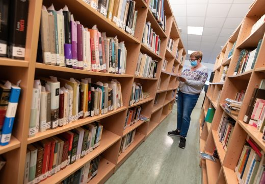 A Biblioteca Municipal de San Sadurniño dá o salto dixital uníndose á plataforma de xestión compartida da Rede de Bibliotecas de Galicia
