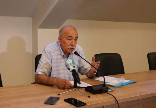 """José Luís García deixa a Alcaldía de Brión despois de 41 anos García explica que """"razóns persoais acontecidas nos últimos meses obríganme a tomar unha decisión dura e difícil, que espero que os veciños e veciñas entendan"""""""
