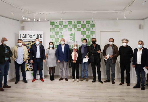 O coruñés Raúl Dans Mayor recolle o II Premio Laudamuco para Textos Teatrais, o galardón teatral de maior dotación económica en Galicia