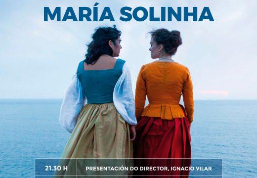 Muxía acollerá a proxección do filme María Solinha o vindeiro día 10 de setembro ao aire libre