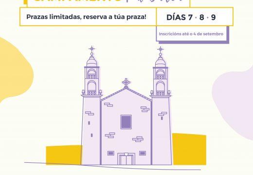 O Concello de Muxía organizará a vindeira semana o Campamento Pekebarca para a rapazada do municipio