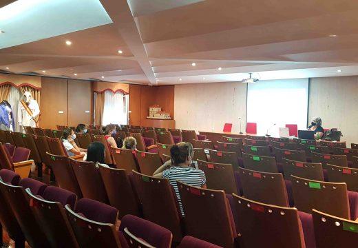 Inicio do curso escolar na Pobra con protocolos específicos para cada centro nos servizos de conciliación e limpeza