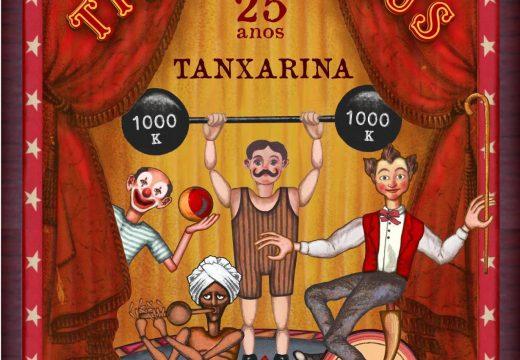 """A praza do Concello de Lousame acolle este domingo """"Titiricircus"""", un espectáculo familiar de monicreques de Tanxarina Teatro"""