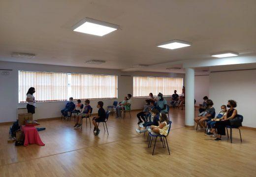 """O Concello de Lousame organiza este sábado un novo obradoiro para bebés tras o éxito de participación en """"Xogando coa música"""""""