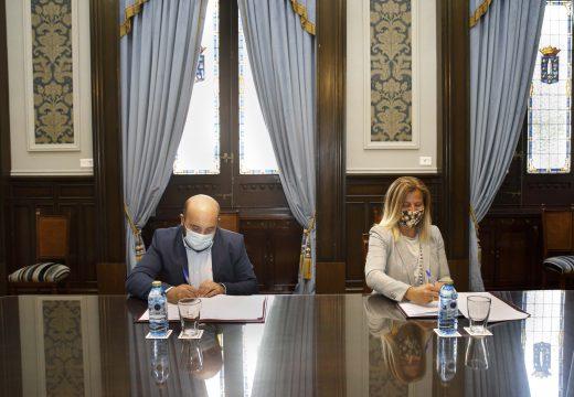 O Concello fomentará a través dun convenio con Cimega a cultura da mediación como sistema para solucionar conflitos