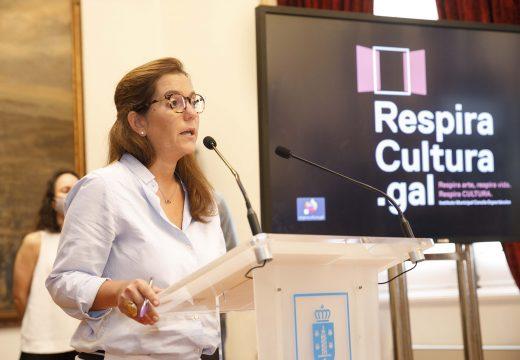 """A Coruña """"respira cultura"""" grazas a unha iniciativa dixital pioneira na cidade"""