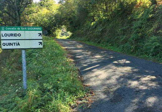 O Concello de San Sadurniño mantén aberto o prazo para presentar ofertas a dous contratos de reparación de pistas