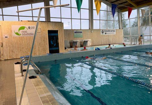 O Concello de Noia reabre este luns 14 de setembro a piscina municipal cunha estrita normativa especial por mor da Covid-19