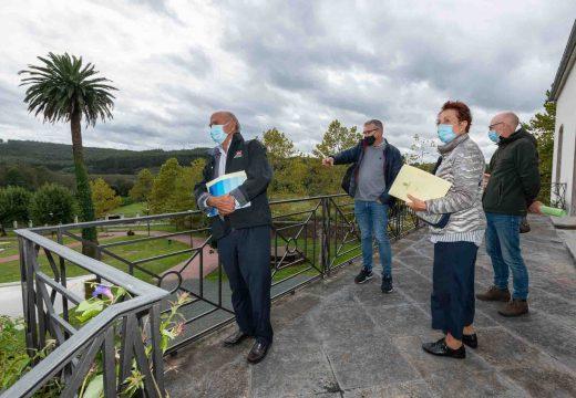 San Sadurniño pasa o seu primeiro exame de «Vilas en Flor»