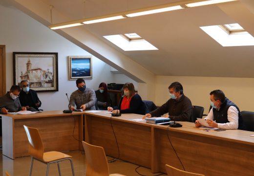 O Pleno de Brión aproba a nova organización do grupo de Goberno tras o cambio de alcalde