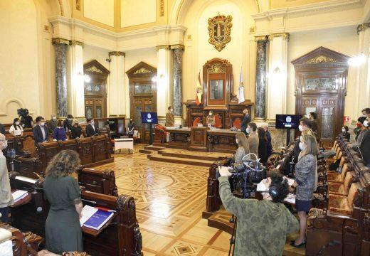 A alcaldesa convocará os grupos para reivindicaren á Xunta e ao Estado os proxectos pendentes na cidade