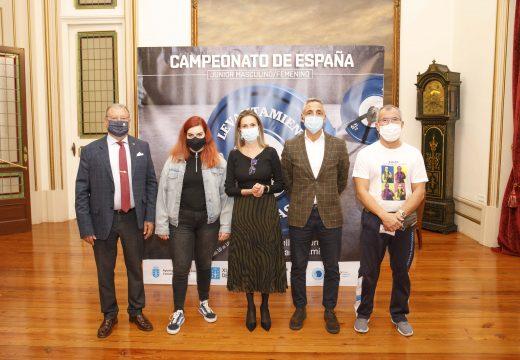 A halterofilia protagoniza unha das citas deportivas da fin de semana co Campionato de España Júnior