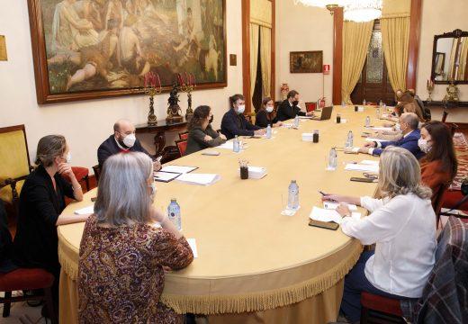 O concello impulsa a finalización dos traballos de urbanización en Someso