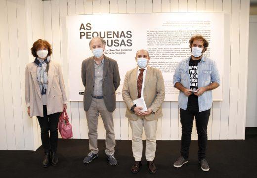 """O concello agradécelles ás familias das vítimas da represión franquista que participasen na mostra """"As pequenas cousas"""""""