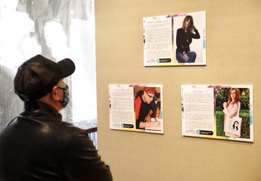 "Yoya Neira inaugura a mostra ""Referentes Trans"" na Casa Museo Casares Quiroga"