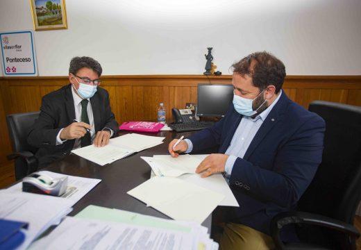 A Xunta investirá 10.000 euros na rehabilitación e na dotación de equipamento do Xulgado de Paz de Ponteceso