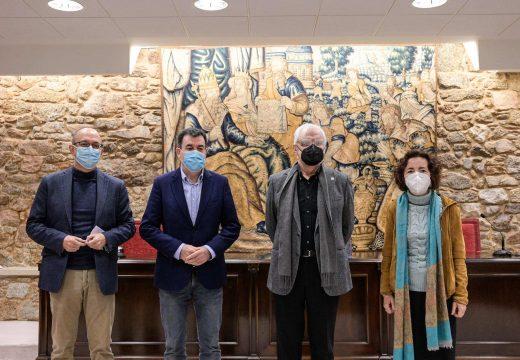 Xunta e RAG presental o expediente na incoación do BIC da Biblioteca Pardo Bazán, que protexe 10.855 volumes
