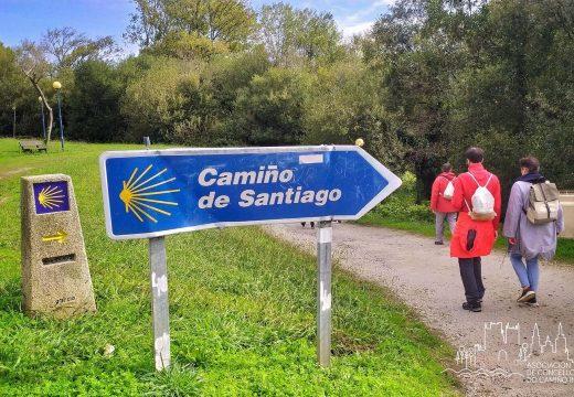 A Asociación de Concellos do Camiño Inglés pon en marcha a creación dunha rede de establecementos turísticos de atención ao peregrino