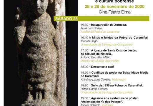 As xornadas A Pobra do Caramiñal no tempo volven afondar na historia, cultura e patrimonio