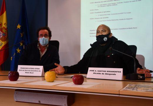 Abegondo forma a 15 agricultores de toda Galicia sobre cultivo ecolóxico de maceiras