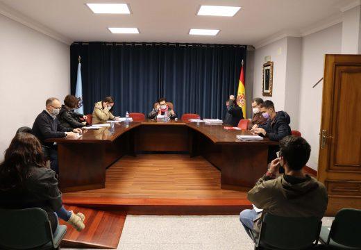 O Pleno requírelle a Electricidad Cruceiro SL que presente a documentación precisa para adxudicar a segunda fase do proxecto de aforro enerxético no alumeado de Lousame