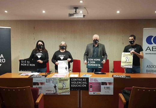 A Pobra conmemora o Día Internacional da Eliminación da Violencia contra a Muller con varias actividades