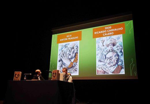 Héitor Picallo conxuga literatura e ilustración en As Letras Galegas en Caricatura (1963-2020)