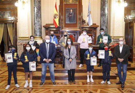 """Os premios """"A Coruña 1, 2, 3"""" poñen o foco no traballo creativo das persoas con diversidade funcional"""