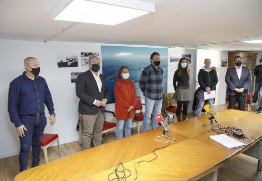 O Concello reclámalle á Xunta axudas para o sector do marisqueo mentres duren os traballos de dragaxe da ría