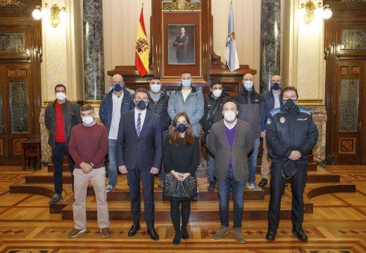 O Concello reforza o seu compromiso pola seguridade ao incorporar dez policías locais