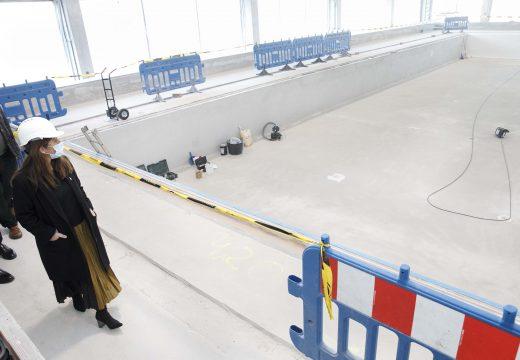 O complexo deportivo do Castrillón comezará a funcionar en 2021 xestionado por Emvsa