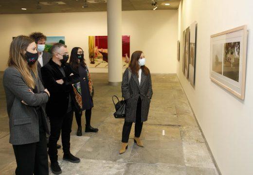 Inés Rey destaca o traballo de 42 creadores/as locais durante o confinamento